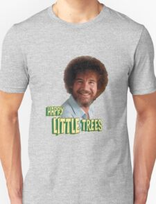 Bob Ross And His Happy Trees T-Shirt