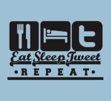 Eat,Sleep,Tweet,Repeat by RhysDesigns94