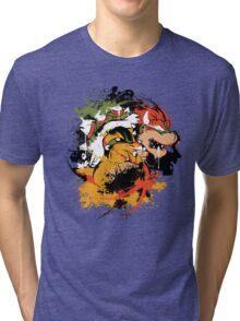 BOW DOWN 2.0 Tri-blend T-Shirt
