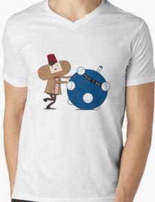 Katamari Is Cool Mens V-Neck T-Shirt