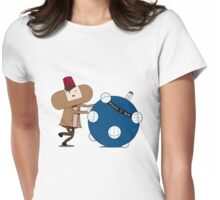 Katamari Is Cool Womens Fitted T-Shirt