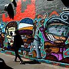 Walk On #14  -  Minns Lane Geelong by bekyimage