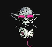 Yoda Headphone T-Shirt