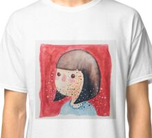 Freckles are stars Classic T-Shirt