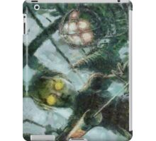 Look Mr Bubbles An Angel iPad Case/Skin