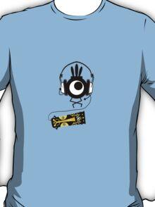 Patapon Donning Headphones T-Shirt