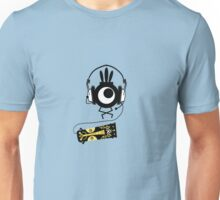 Patapon Donning Headphones Unisex T-Shirt