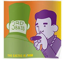 3rd Bass - The Cactus Album Poster