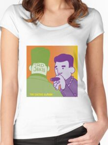 3rd Bass - The Cactus Album Women's Fitted Scoop T-Shirt
