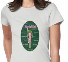 Nerds Rule - VFP Programmer Girl Womens Fitted T-Shirt