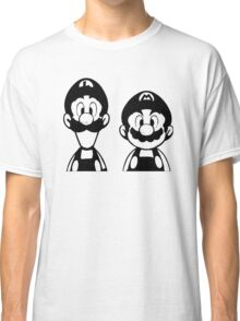 Mario & Luigi Classic T-Shirt
