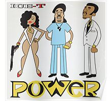 Ice-T - Power Poster
