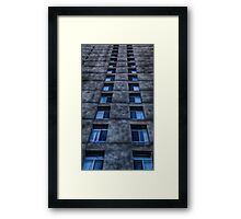 Stone Ladder Framed Print