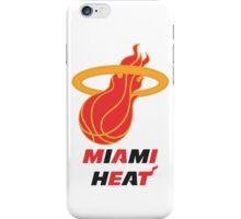 Gold Miami Heat iPhone Case/Skin
