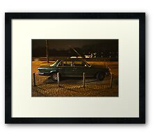 Mercedes, Framed Print