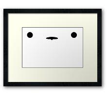 Totoro 2 Framed Print