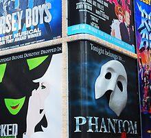 Broadway by Paul Finnegan