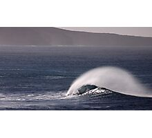 Images of Australia - Wind and Waves Photographic Print