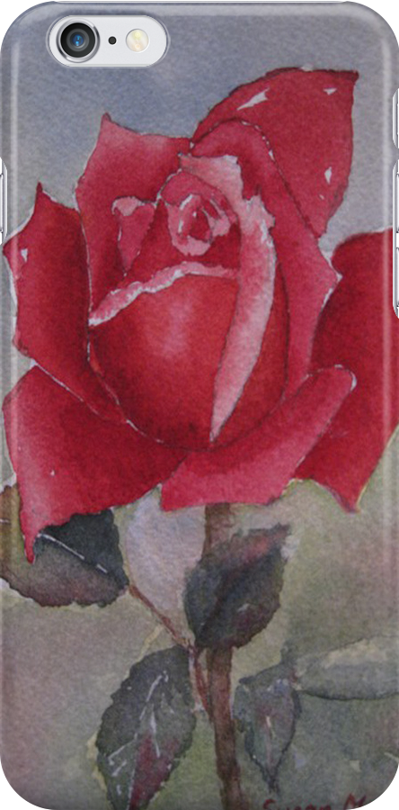 For love of a Red Rose by Susan Moss