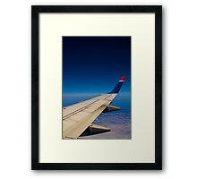 Wing Side Seat Framed Print