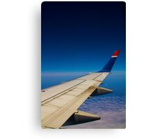 Wing Side Seat Canvas Print