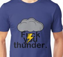 Thunder Buddy Unisex T-Shirt