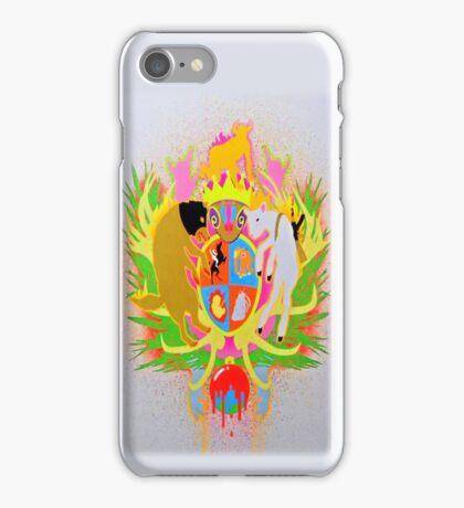 """""""XRAY Crest"""" iPhone Case/Skin"""