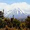 Mt Ruapehu New Zealand by Ron  Summers