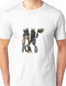 ©HS- EE RoboAlien IV Unisex T-Shirt