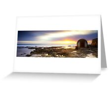 Pump House - Newcastle Greeting Card