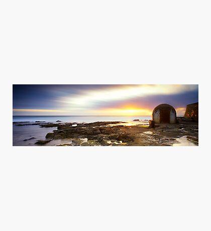 Pump House - Newcastle Photographic Print