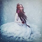 snow  by annapozarycka