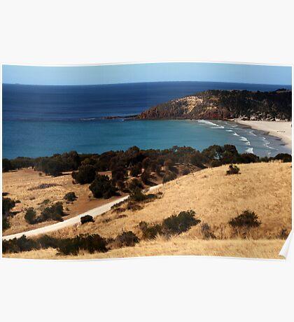 Snelling Beach, Kangaroo Island Poster