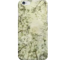 Late Summer Tree Tops iPhone Case/Skin