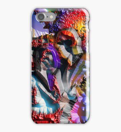 ATOMM & EEVE iPhone Case/Skin