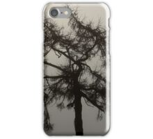 Nature - Foggy outlook iPhone Case/Skin