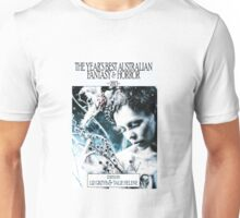 Book Cover - Year's Best Australian Fantasy and Horror 2013 Unisex T-Shirt