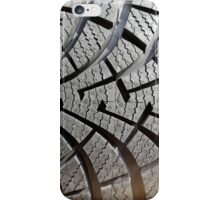 winter tyre iPhone Case/Skin