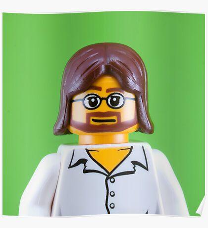 John Lennon Portrait Poster