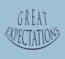GREAT EXPECTATIONS by TeaseTees