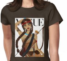 Native American Beauty Womens Fitted T-Shirt