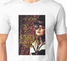 Book Cover - Kisses by Clockwork Unisex T-Shirt