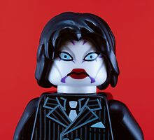 Marilyn Manson Portrait by littleartists