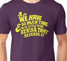Strike That... Reverse It Unisex T-Shirt