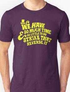 Strike That... Reverse It T-Shirt