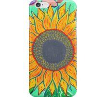 Sarah's Sunflower iPhone Case/Skin