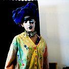 In the Costume by SunriseBirds