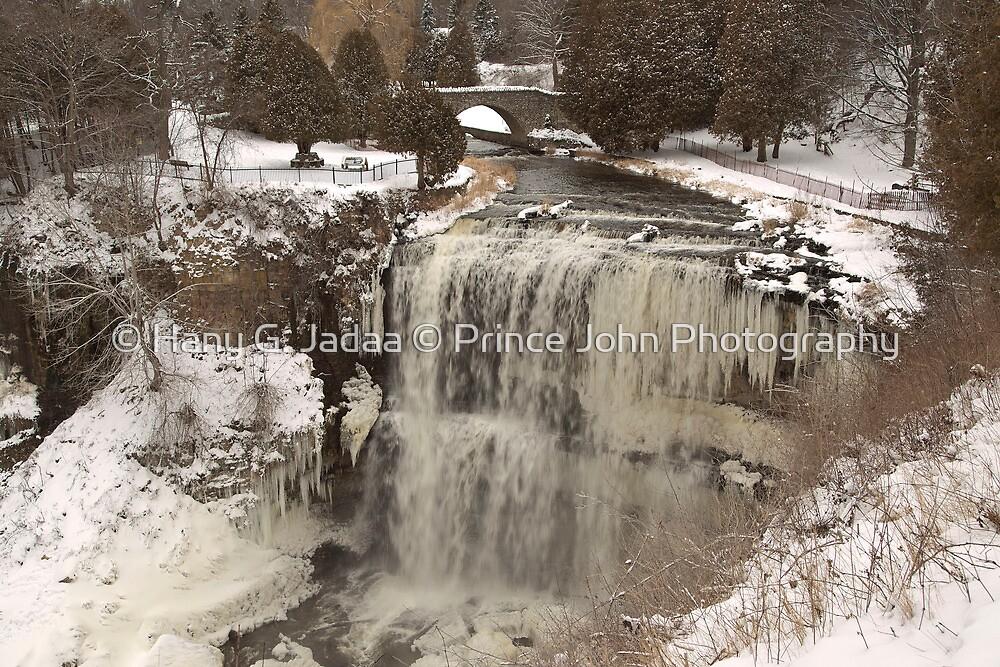 Webster's Falls © by © Hany G. Jadaa © Prince John Photography