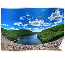 Colebrook River Lake  Poster