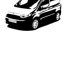Ford Transit Courier 2013 by garts
